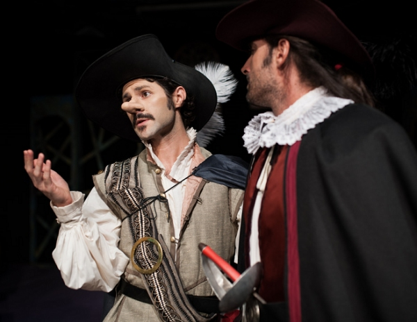 Photo Flash: The City Theatre Presents CYRANO DE BERGERAC, Now Through 8/10