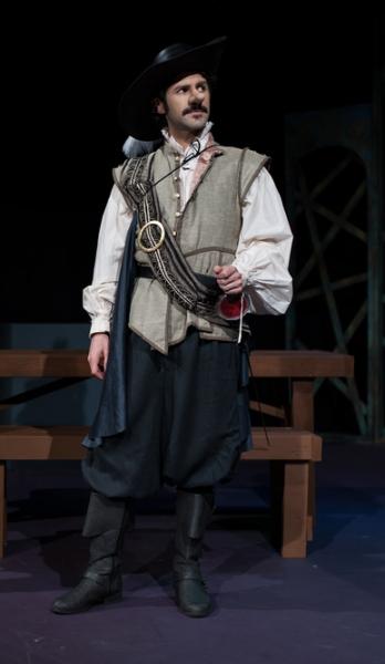 Photo Flash: The City Theatre Presents CYRANO DE BERGERAC, Now Through 8/10