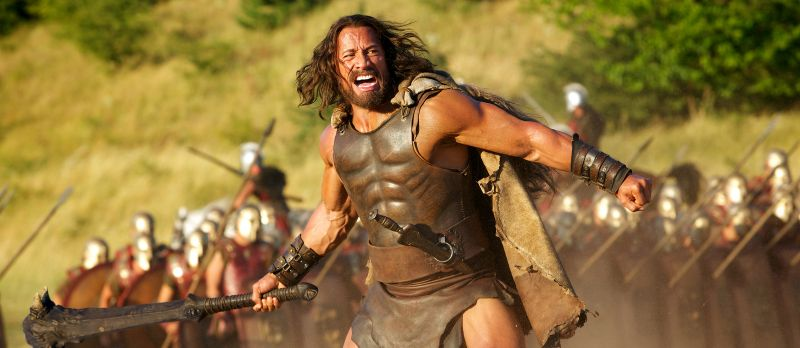 BWW Reviews: The Rock Turns into a 