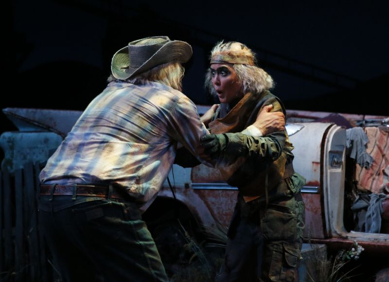 BWW Reviews: ACT's Three Quirky ONE ACTS Feels Like One Too Many in Total