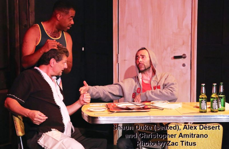 BWW Reviews: Hats Off, Way Off to THE MOTHERF*CKER WITH THE HAT