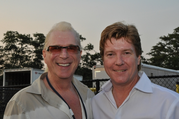 Ron Able and Andy Cooney Photo