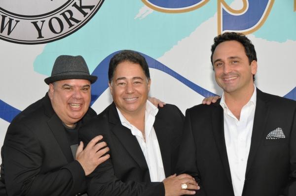 Jim Labriola, Daniel Rodriguez and Christopher Macchio