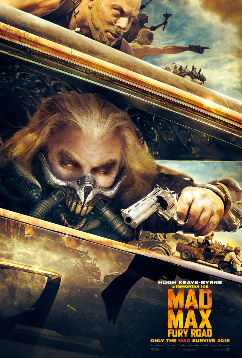 First Look at MAD MAX: FURY ROAD Revealed at San Diego Comic-Con, Pictures and Trailer