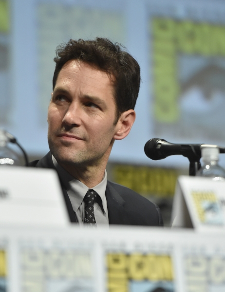 Photo Flash: Marvel's ANT-MAN at the 2014 San Diego Comic-Con