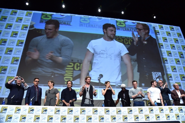 Photo Flash: Marvel's AVENGERS: AGE OF ULTRON at the 2014 San Diego Comic-Con