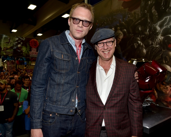 Paul Bettany;James Spader