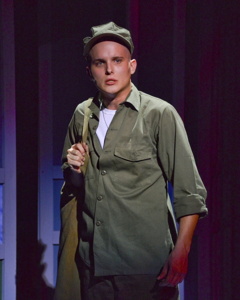 Photo Flash: WaterTower Theatre's DOGFIGHT, Now Though 8/17