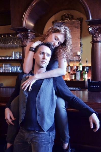 Photo Flash: Sneak Peek at Jason Crase and Kaitlin Descutner in Short North Stage's MURDER BALLAD