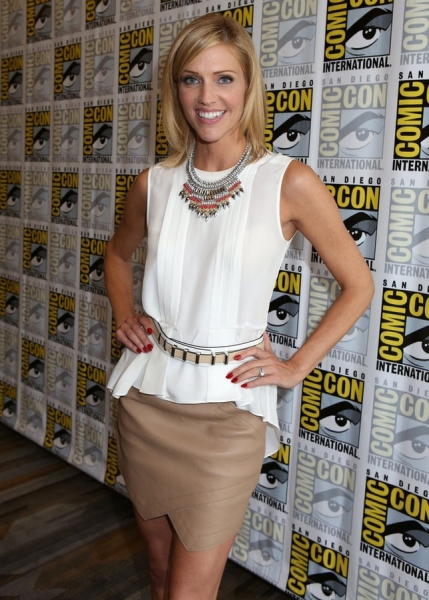 Photo Flash: NBC's GRIMM, CONSTANTINE Attend Comic Con 2014