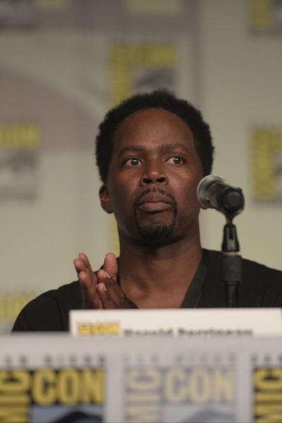 Photo Flash: NBC's GRIMM, CONSTANTINE Attend Comic Con 2014