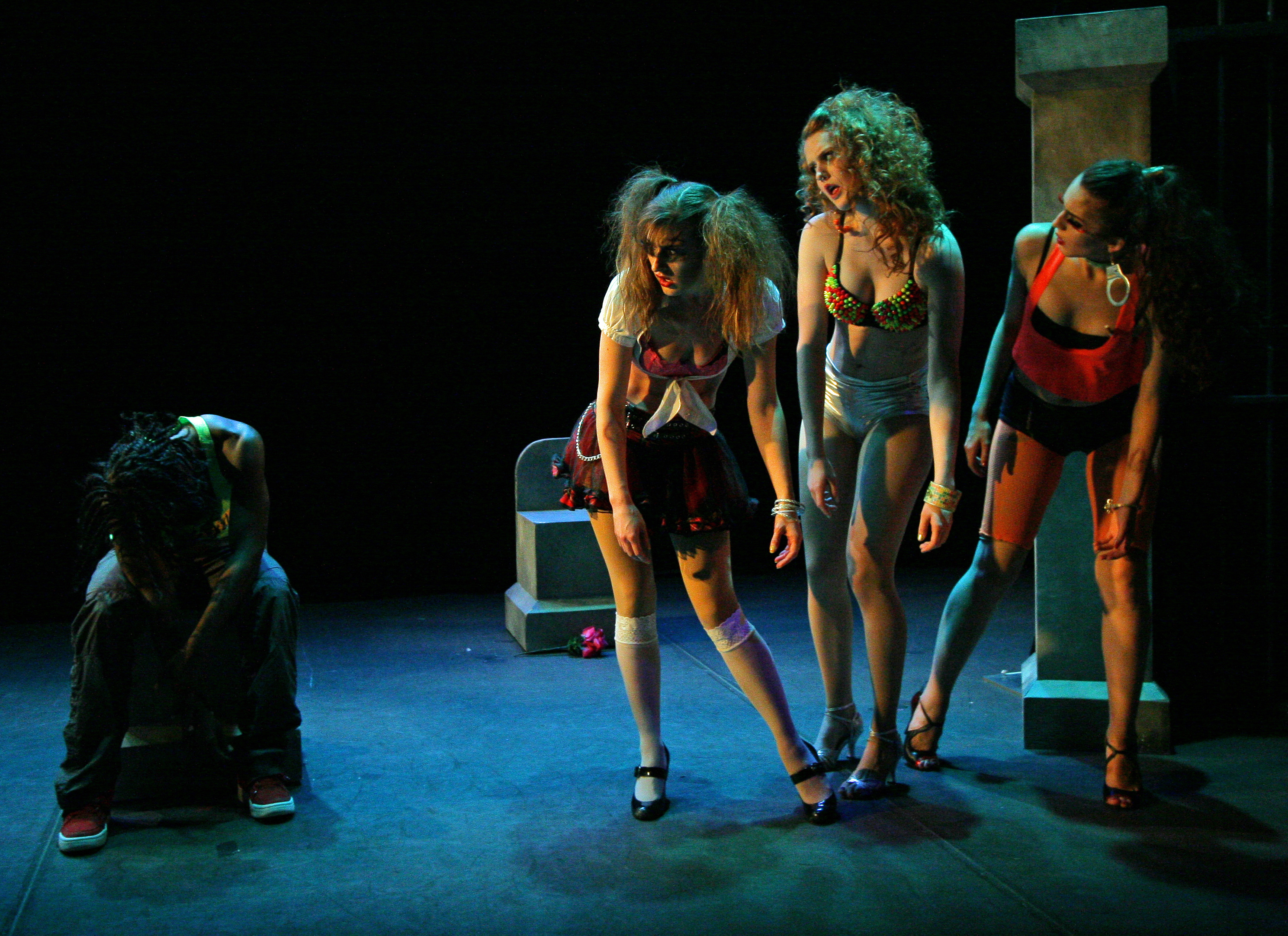 BWW Reviews: NYMF's ZOMBIE STRIPPERS Needs Reworking Before Reanimation