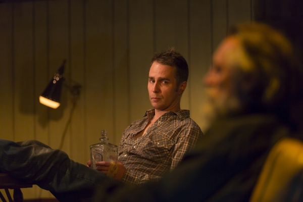 Sam Rockwell and Gordon Joseph Weiss