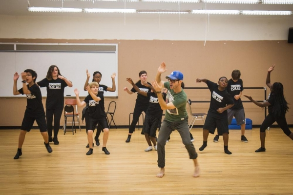 Photo Flash: Broadway For All Kicks Off Third Annual Summer Conservatory with Kristolyn Lloyd and More