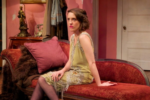 Photo Flash: First Look at Attic Theater's STRICTLY DISHONORABLE at the Flea