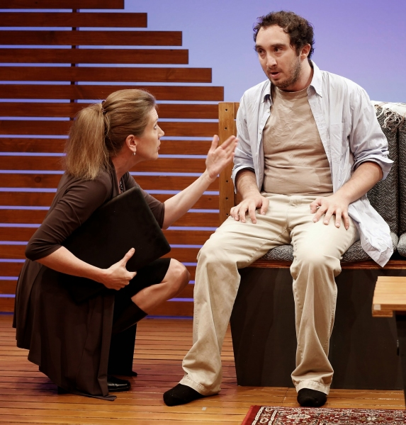 Photo Flash: First Look at Throughline Artists' SUMMER SHORTS 2014 - Plays by Innaurato, LaBute and Reitz