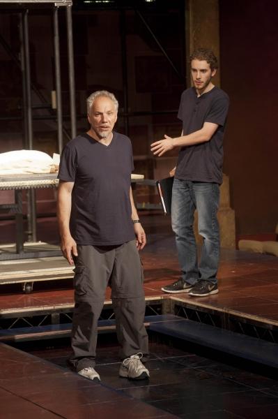 Jonathan Epstein and Benjamin Epstein Photo