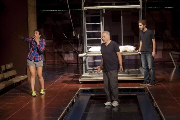 Tori Grace, Jonathan Epstein, and Benjamin Epstein Photo