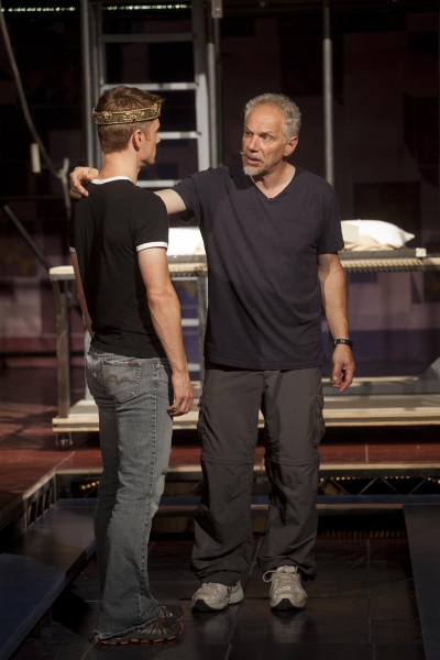 Henry Clarke and Jonathan Epstein Photo