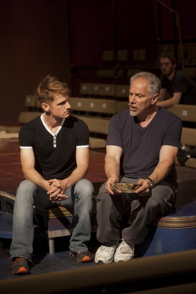 Photo Flash: Jonathan Epstein's Adaptation of HENRY IV Begins Tonight at Shakespeare & Company