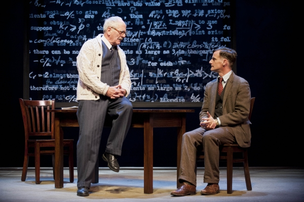 Photo Flash: First Look at Mark H. Dold and More in Barrington Stage's BREAKING THE CODE