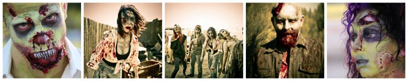 Peoria Center for the Performing Arts to Host Zombie FX Makeup Workshop, 8/9-10
