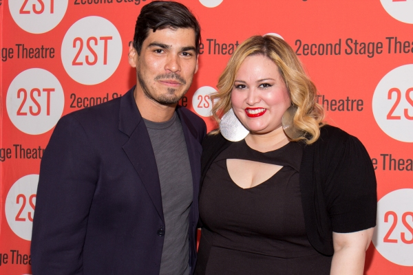 Photo Coverage: Inside Opening Night of Second Stage Theatre's MALA HIERBA