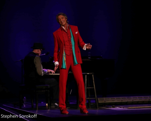 Photo Coverage: Tommy Tune Plays Barrington Stage Company!