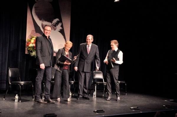 Photo Coverage: Patrick Page, Richard Easton, and More Featured in Gingold's SUPER SHAW