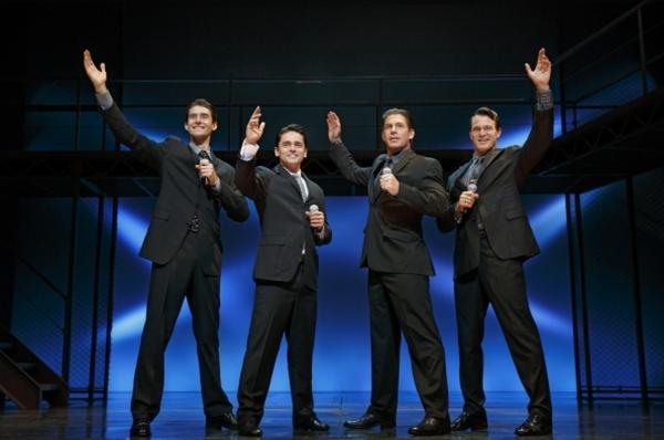 Drew Gehling, Ryan Molloy, Richard H. Blake, Matt Bogart