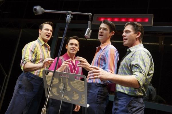Matt Bogart, Ryan Molloy, Drew Gehling, Richard H. Blake