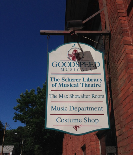 BWW Blog: Jesse Swimm of Goodspeed's FIDDLER ON THE ROOF - A Trip to the Library and a Night at the Sea Shanty