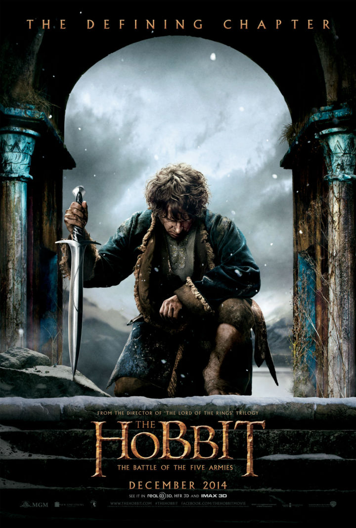 VIDEO: First Trailer for THE HOBBIT: THE BATTLE OF THE FIVE ARMIES Has Arrived!