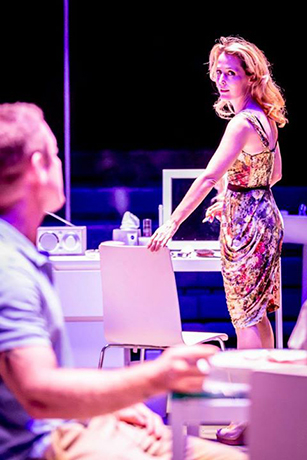 Extensive Look At Gillian Anderson & Ben Foster in A STREETCAR NAMED DESIRE