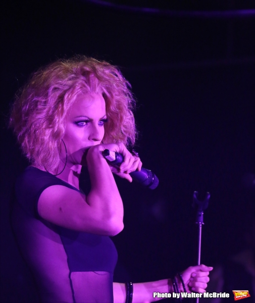 Photo Coverage: Constanine Maroulis, Billy Magnussen & More Rock Out for BROADWAY THE HARDWAY - Part Two