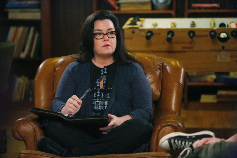 First Look: Rosie O'Donnell to Return as Guest Star on ABC Family's THE FOSTERS