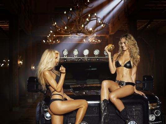 Paris Hilton In Sexy New Ad Featuring Cole Porter CAN-CAN Classic