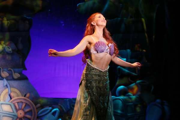 Photos: First Look at Jessica Grove, Alan Mingo Jr. and More in North Carolina Theatre's THE LITTLE MERMAID