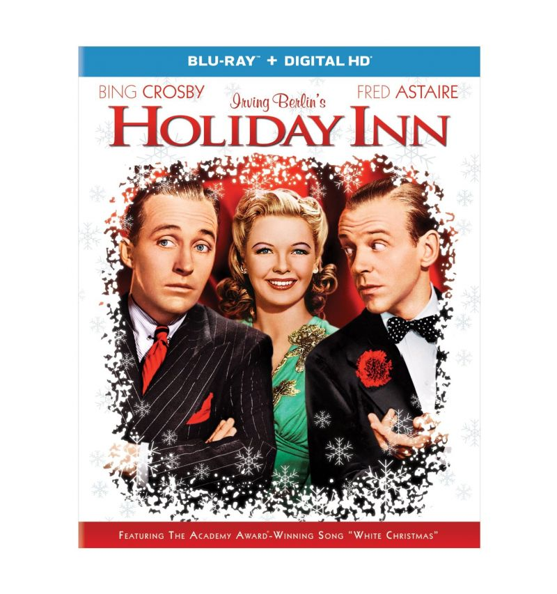 HOLIDAY INN Blu-Ray Now Available For Pre-Order, Out 10/7
