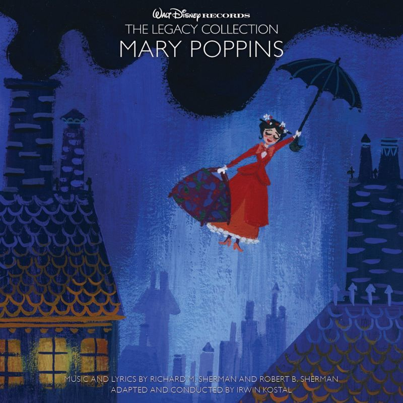 MARY POPPINS: THE LEGACY COLLECTION Now Available For Pre-Order, Out 8/25