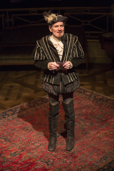 Robert Foxworth as Reginald Paget
