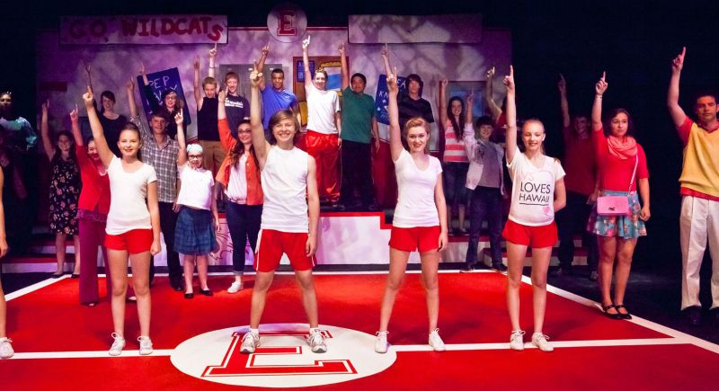BWW Review: Summer Youth Take You Back With HIGH SCHOOL MUSICAL, JR