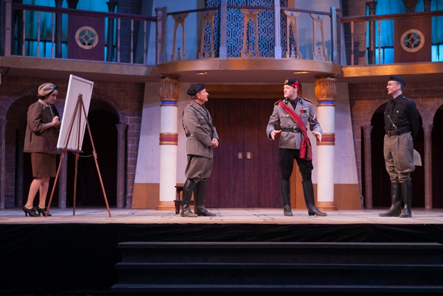 BWW Reviews: Hollywood Meets Fascist Italy in ANTONY AND CLEOPATRA