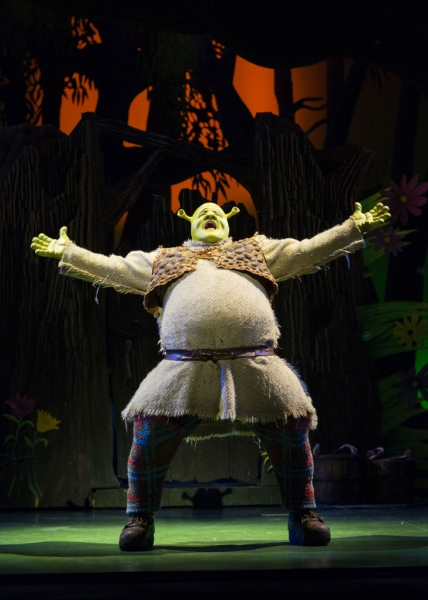 Photo Flash: First Look at Dean Chisnall, Faye Brookes and More in SHREK UK and Ireland Tour