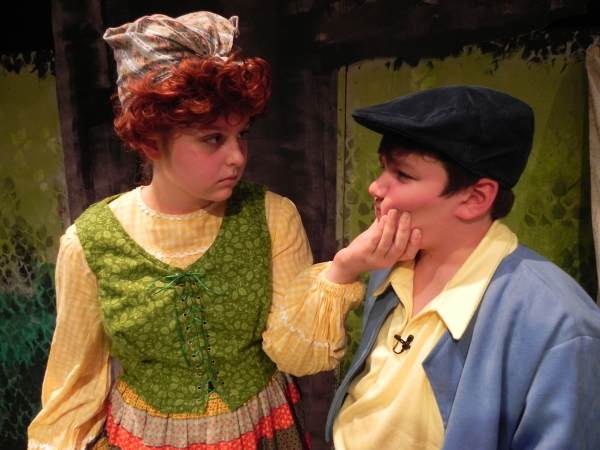 Photo Flash: Sneak Peek at CCT's Summer Youth Conservatory Production, INTO THE WOODS JR.