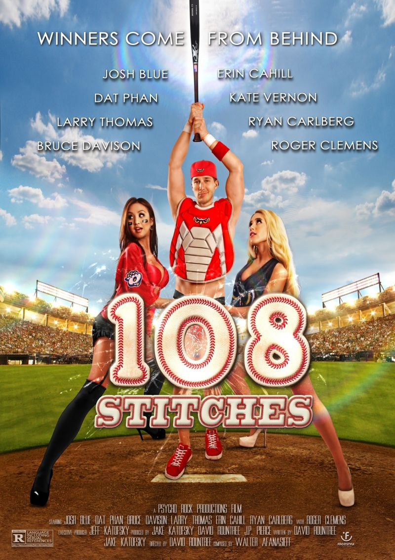 Check Out Official Poster Art for Comedy 108 STITCHES