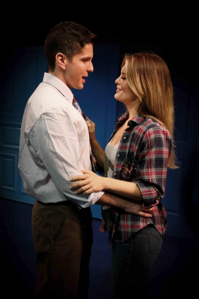 Photo Flash: New Shots of Justin Matthew Sargent, Howie Michael Smith, Robert Cuccioli and More in Bay Street's MY LIFE IS A MUSICAL