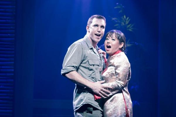 Eddie Egan and Diana Huey Photo