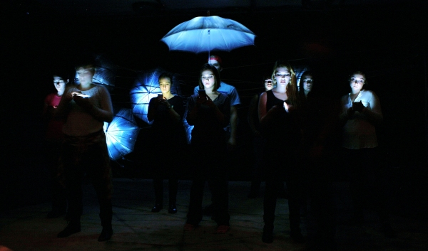 Photo Flash: First Look at Pepperdine Scotland's FORGET FIRE at Edinburgh Fringe