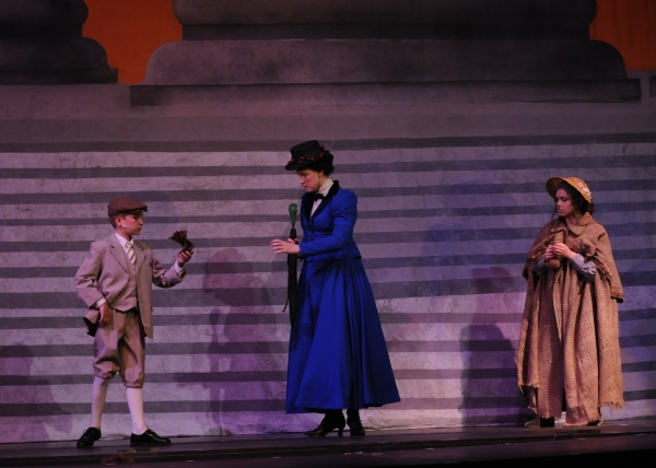 Photo Flash: SSMT's 'Practically Perfect' MARY POPPINS Flies Into Final Week